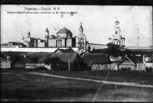 Ф. Р-2380. Оп. 2. Д. 475 Борисоглебский монастырь в Торжке.jpg