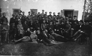 +Ф. Ф-1. Оп. 1. Д. 1124. Проводы членов Весьегонского исполкома на Восточный фронт в годы.jpg