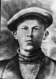 +Ф. Ф-1. Оп. 3. Д. 211. Участник Гражданской войны, член РКСМ Овчинников.jpg