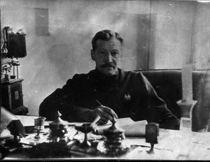 +Ф. Ф-1. Оп. 3. Д. 900 Командующий юго-восточным фронтом в годы Гражданской войны В.И. Шорин.jpg