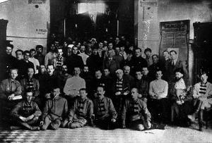 +Ф. Ф-1. Оп. 3. Д. 903. В.И. Шорин с начальствующим составом Туркестанского фронта.jpg